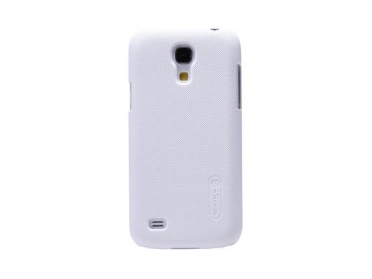 Накладка Nillkin Super Frosted Shield для Samsung Galaxy S4 белый T-N-SGS4-002 чехол для samsung s7562 galaxy s duos nillkin super frosted shield белый