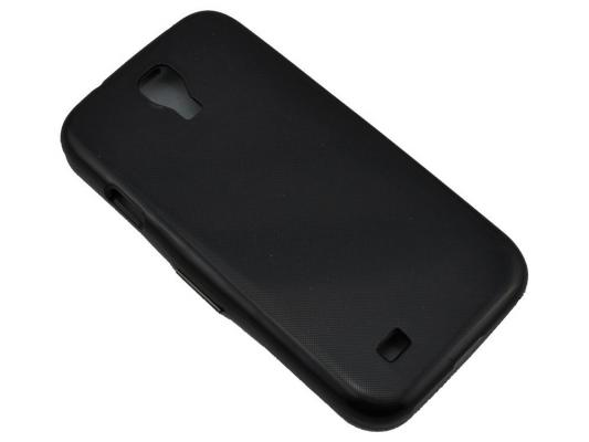 Чехол Nillkin для Samsung Galaxy S4 replica original with clips черный T-SGS4-004