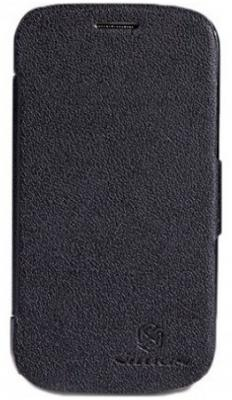 Чехол Nillkin Fresh series для Samsung Galaxy S4 черный T-N-SGS4-001