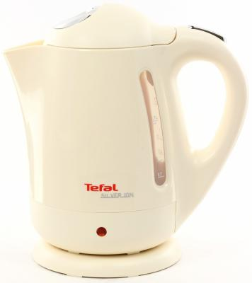 Чайник Tefal BF 925232 2400Вт 1.7л пластик бежевый чайник электрический tefal ko 270130