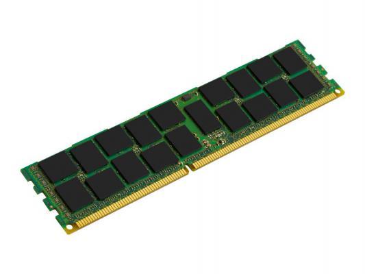 Оперативная память 8Gb PC3-12800 1600MHz DDR3 DIMM ECC Kingston CL11 Reg Intel Validated KVR16R11S4/8I Retail