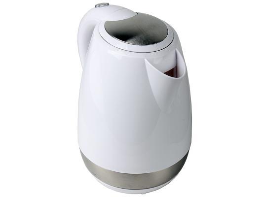 Чайник Smile WK 5126 2000 Вт белый 1.7 л пластик чайник smile wk 5414