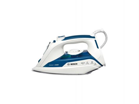 Утюг Bosch TDА 5028010 2800Вт белый синий пушкары kiddieland качалка винни плюш