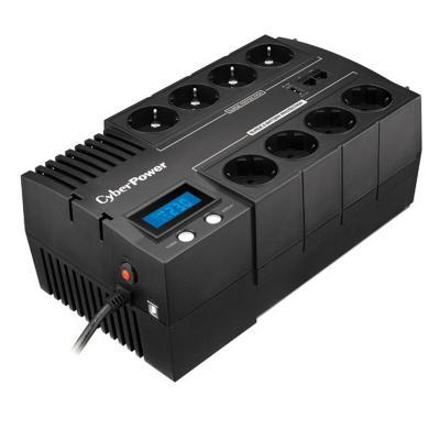 ИБП CyberPower 850VA Brics BR850ELCD-RU черный