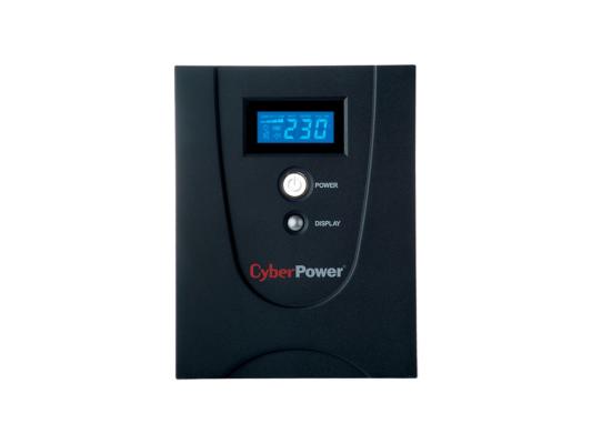 ИБП CyberPower 1200VA VALUE1200EILCD-RU черный