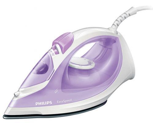 Утюг Philips GC 1026/30 2000Вт фиолетовый