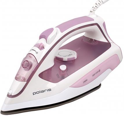 Утюг Polaris PIR 2469K 2000Вт розовый цена