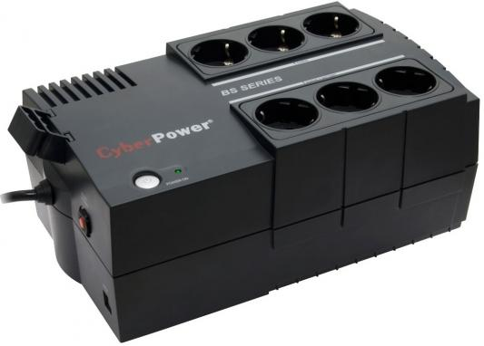 ИБП CyberPower BS450E black 450VA