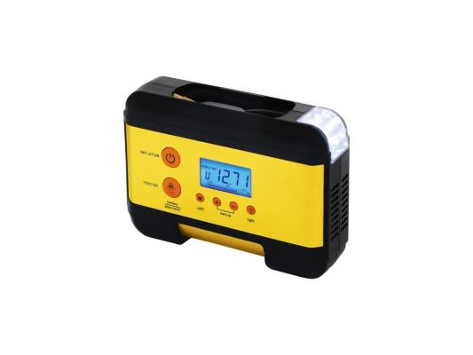 Компрессор автомобильный КАЧОК К60 4 Атм/Время непрерывной работы 20мин./30 л/мин автомобильный компрессор качок к60