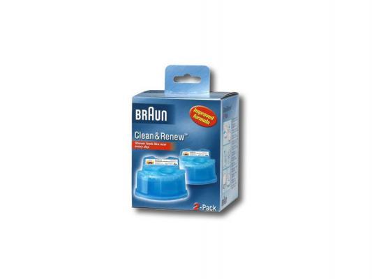 Картридж Braun CCR 2 аксессуар braun ccr 2 картридж для бритвы