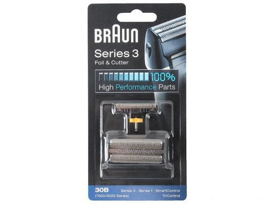 Сетка + режущий блок 30B Braun аксессуар braun сетка и режущий блок 52s