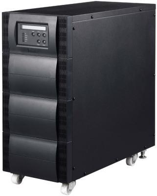 ИБП PowerCom VGS-10K 9000W черный IEC320 4*C13+4*C19 ибп powercom vgs 10k