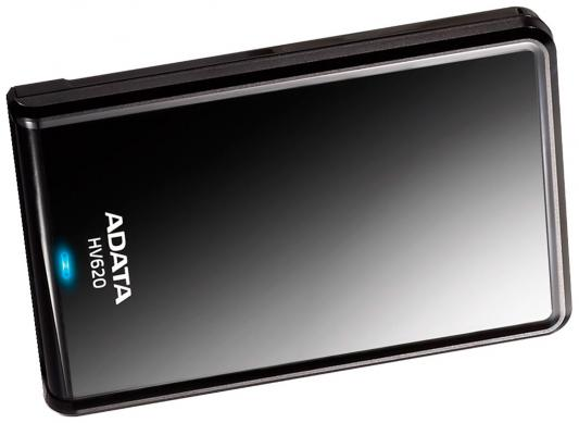 "Внешний жесткий диск A-Data 500Gb AHV620-500GU3-CBK Black <2.5"", USB3.0>"