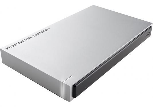 Купить Внешний жесткий диск Lacie Porsche P9223 1Tb 9000293 Silver <2.5 , USB3.0>
