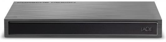 """Внешний жесткий диск Lacie Porsche Design 500Gb 301998 Silver <2.5"""", USB3.0>"""