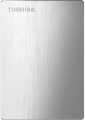 "Внешний жесткий диск Toshiba Stor.e Slim 1 Tb HDTD210ES3EA Silver <2.5"", USB3.0>"