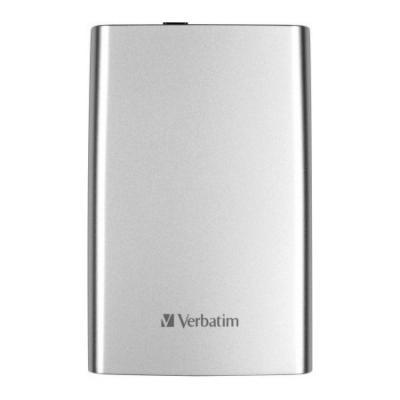 "Внешний жесткий диск Verbatim 1Tb 53071 Silver <2.5"", USB3.0> цены онлайн"