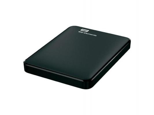 "Внешний жесткий диск Western Digital Elements 1.5 Tb WDBU6Y0015BBK-EESN Black <2.5"", USB3.0>"