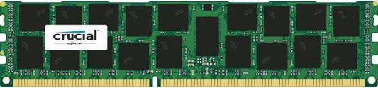 Оперативная память 16Gb PC3-12800 1600MHz DDR3 DIMM Crucial ECC Reg CL11 CT16G3ERSLD4160B