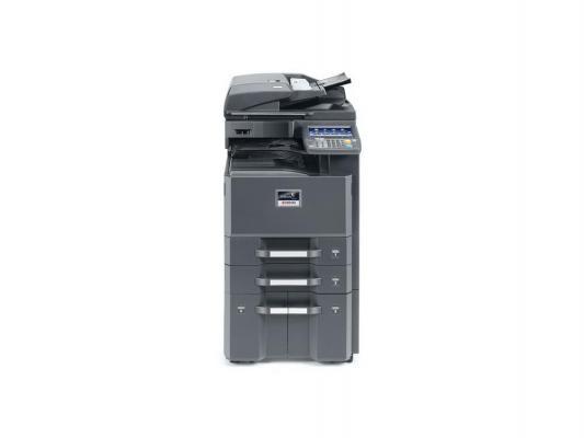 Копировальный аппарат Kyocera TASKalfa 2551ci цветной А3 Duplex Net 55ppm 600x600dpi Ethernet USB 1102NP3NL0