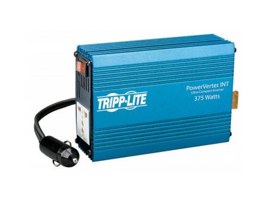 Автомобильный инвертер Tripplite (PVINT375) Ultra-compact case, 12V DC, 375 watts dc shoes футболка dc shoes corporation rainy day fw17 xl