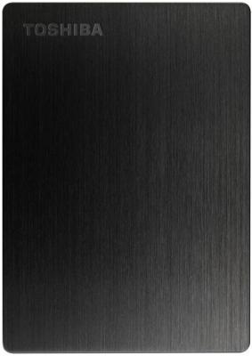 "Внешний жесткий диск Toshiba Stor.e Slim 1 Tb HDTD210EK3EA <2.5"", USB3.0> Black"