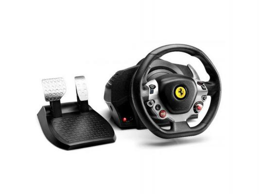 Руль Thrustmaster TX RW XBOX ONE\PC, FERRARI 458 ITALIA EDITION  4460104