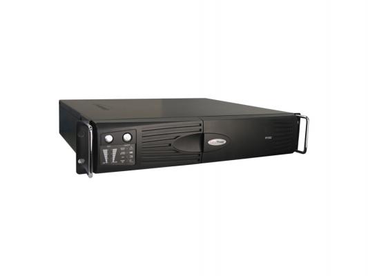 ИБП CyberPower PR 1500 LCD XL 1000VA Черный ибп cyberpower 650va 360w ut650ei черный