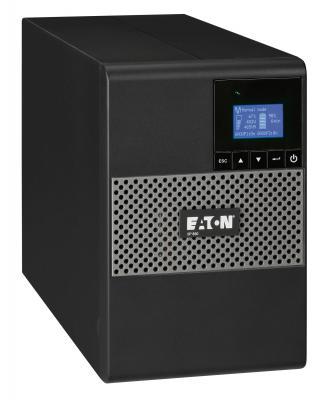 Источник бесперебойного питания Eaton 5P850i 850VA черный цена и фото