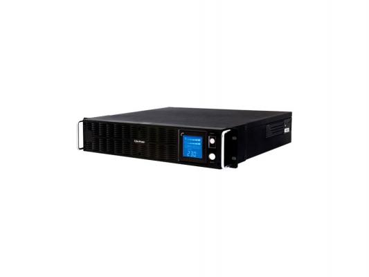 все цены на ИБП CyberPower 2200VA PR 2200 LCD XL 2Unit line-interactive PR2200ELCDRTXL2U черный