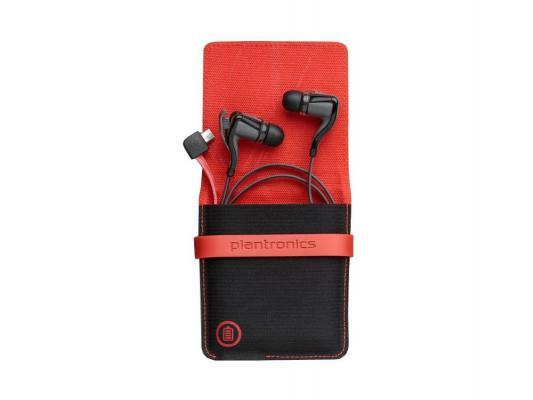 Bluetooth-гарнитура Plantronics BackBeat Go 2 черный от 123.ru