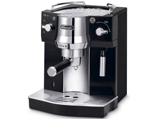 Кофеварка DeLonghi EC820.B черный