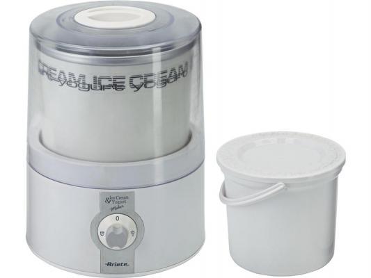 Йогуртница-мороженица ARIETE Ice cream & Yogurt maker (Model 635)