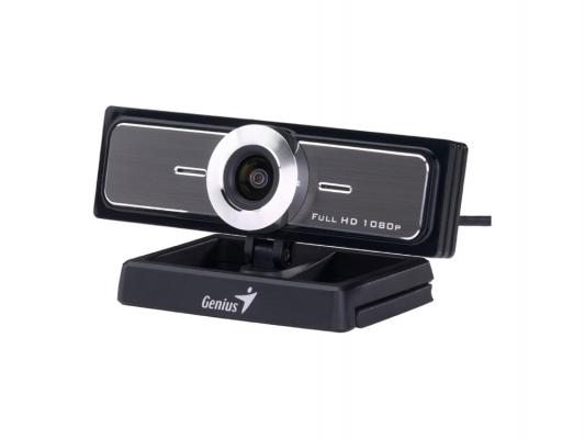 Веб-Камера Genius WideCam F100 12Mpix 1920x1080 USB2.0