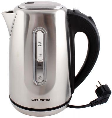 Чайник Polaris PWK 1718CAL 1800 Вт серебристый 1.7 л металл чайник polaris pwk 1718cal