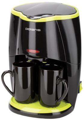 Кофеварка Polaris PCM 0210 черный цена