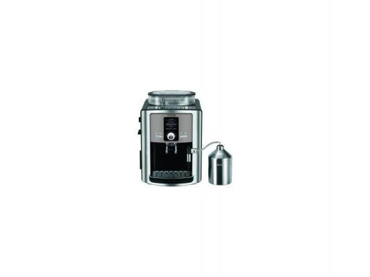 Кофемашина Krups EA8050PE Espresseria Automatic 1450Вт 1.8л серебристый