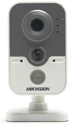 "Видеокамера IP Hikvision DS-2CD2432F-IW 4мм 1/3"" 2048х1536 H.264 MPEG-4 Day-Night PoE"