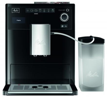 Кофемашина Melitta Caffeo CI Е 970-103 черный кофемашина melitta 20288