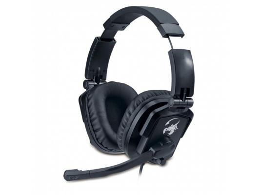 Гарнитура Genius GX Gaming LYCHAS HS-G550 3.5мм черный