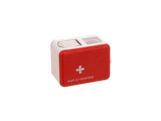 Увлажнитель AOS U7146 (ультразвук) Swiss Red Special Edition -1шт. мойка воздуха aos w2055a