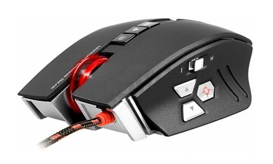 лучшая цена Мышь проводная A4TECH Bloody ZL5 чёрный USB
