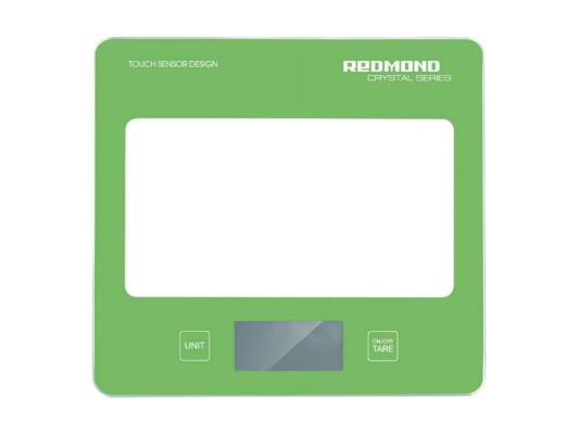Весы кухонные Redmond RS-724 зелёный