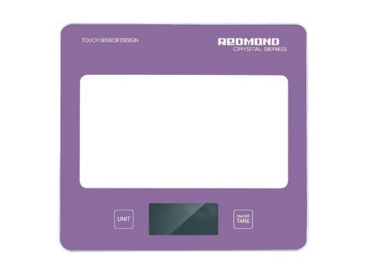 Весы кухонные Redmond RS-724 розовый