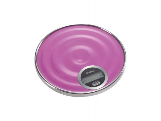 Весы кухонные Rolsen KS-2915 розовый