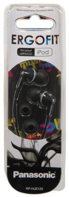 Наушники Panasonic RP-HJE125E-K черный беспроводные наушники panasonic rp wf830we k