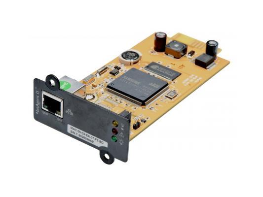 Адаптер Powercom SNMP для ИБП NetAgent II внутренний 1-порт CP504