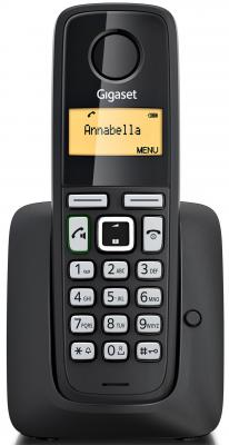 Телефон Dect Gigaset A220A RUS (автоответчик) проводной и dect телефон gigaset c810a siemens c810aip