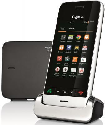 Р/Телефон Dect Gigaset SL930 черный