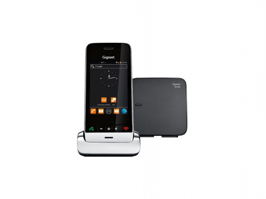 Р/Телефон Dect Gigaset SL930 черный р телефон dect gigaset c530 черный